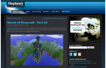 http://blog.fileplanet.com/2011/03/25/worlds-of-minecraft-part-2/