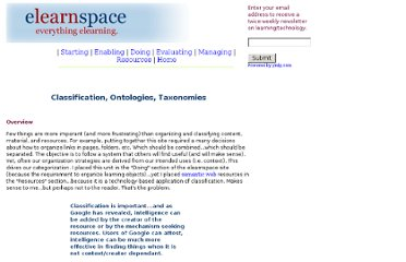 http://www.elearnspace.org/doing/classification_ontologies_taxonomy.htm