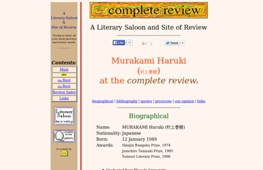 http://www.complete-review.com/authors/murakamh.htm