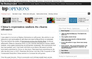 http://www.washingtonpost.com/opinions/chinas-repression-undoes-its-charm-offensive/2011/03/24/AFdlxRYB_story.html