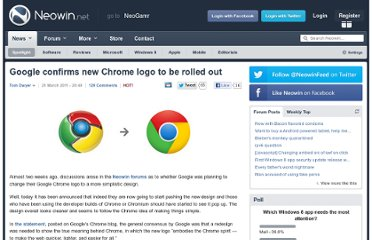 http://www.neowin.net/news/google-confirms-new-chrome-logo-to-be-rolled-out