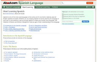 http://spanish.about.com/od/tipsforlearningspanish/u/start.htm#s1