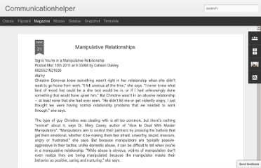 http://communicationhelper.blogspot.com/2011/03/manipulative-relationships.html