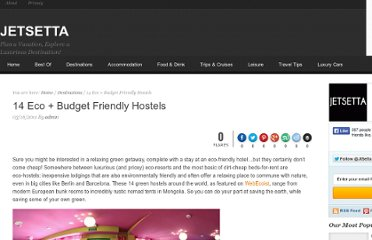 http://jetsetta.com/travel/14-eco-budget-friendly-hostels/