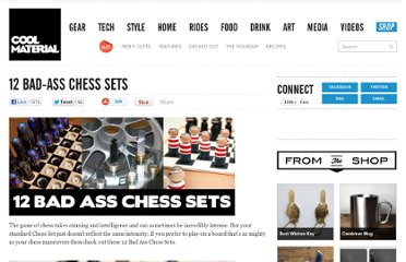 http://coolmaterial.com/cool-list/12-bad-ass-chess-sets/