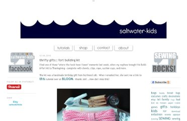 http://www.saltwater-kids.com/2010/12/thrifty-gifts-fort-building-kit.html