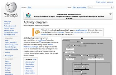 http://en.wikipedia.org/wiki/Activity_diagram