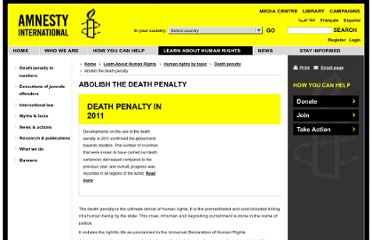 http://www.amnesty.org/en/death-penalty