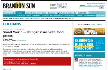 http://www.brandonsun.com/opinion/columns/small-world----hunger-rises-with-food-prices-118314284.html?thx=y