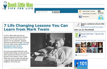 http://www.dumblittleman.com/2011/03/7-life-changing-lessons-you-can-learn.html