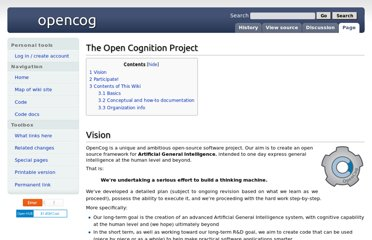 http://wiki.opencog.org/w/The_Open_Cognition_Project