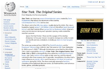 http://en.wikipedia.org/wiki/Star_Trek:_The_Original_Series