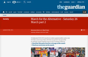 http://www.guardian.co.uk/society/blog/2011/mar/26/march-for-the-alternative-live-blog-updates