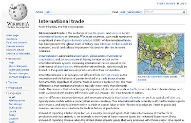 http://en.wikipedia.org/wiki/International_trade
