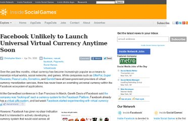 http://www.insidesocialgames.com/2009/04/07/facebook-unlikely-to-launch-universal-virtual-currency-anytime-soon/
