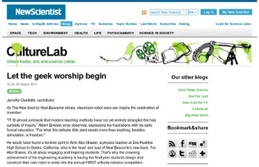 http://www.newscientist.com/blogs/culturelab/2011/03/let-the-geek-worship-begin.html