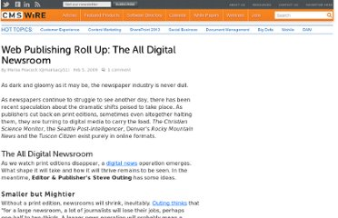 http://www.cmswire.com/cms/web-publishing/web-publishing-roll-up-the-all-digital-newsroom-003898.php