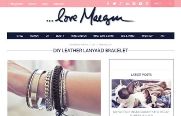 http://www.lovemaegan.com/2011/03/leather-lanyard-bracelet-diy-maeg-it.html