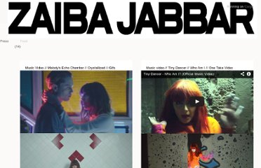http://www.zaibajabbar.com/#446673/FASHION-FILMS