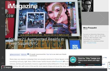http://www.the-imagazine.com/in/index.php/2010/06/29/forever21-augmented-reality-in-time-square-nyc/
