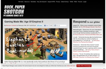 http://www.rockpapershotgun.com/2011/02/19/gaming-made-me-age-of-empires-ii/
