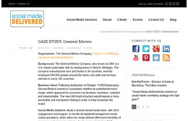 http://www.socialmediadelivered.com/2010/10/20/case-study-general-motors/