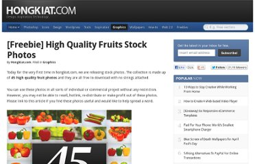 http://www.hongkiat.com/blog/high-quality-fruits-stock-photos/