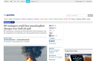 http://www.guardian.co.uk/business/2011/mar/29/bp-managers-gulf-oil-spill-possible-manslaughter-charges