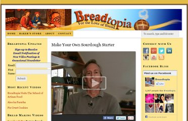 http://www.breadtopia.com/make-your-own-sourdough-starter/