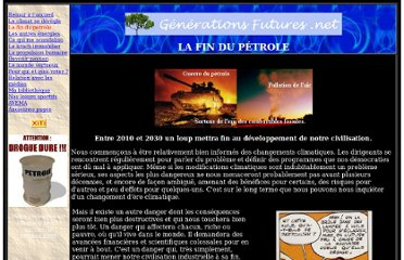 http://generationsfutures.chez-alice.fr/idx_petrole.htm