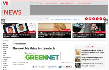 http://venturebeat.com/2011/03/29/the-next-big-thing-in-cleantech/
