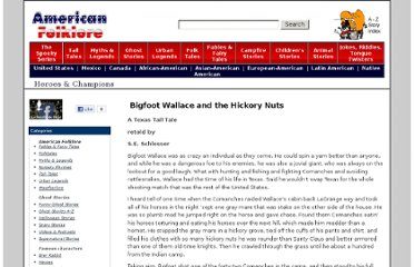 http://americanfolklore.net/folklore/2010/07/bigfoot_wallace_and_the_hickor.html