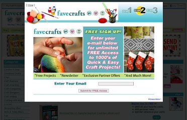 http://www.favecrafts.com/Unexpected-Ideas/31-Cupcake-Inspired-Creations#