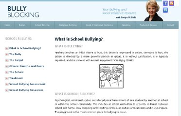 http://www.bullying.com.au/school-bullying/index.php
