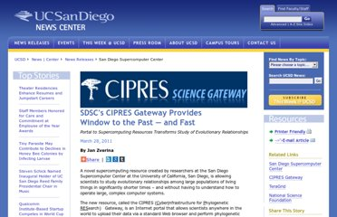 http://ucsdnews.ucsd.edu/newsrel/supercomputer/03-28Cipres.asp