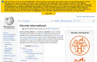 http://fr.wikipedia.org/wiki/Herm%C3%A8s_International