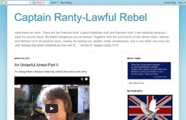 http://captainranty.blogspot.com/2011/03/unlawful-arrest-part-ii.html
