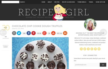 http://www.recipegirl.com/2011/03/30/chocolate-chip-cookie-dough-truffles/