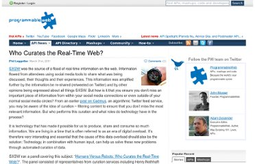 http://blog.programmableweb.com/2011/03/31/who-curates-the-real-time-web/