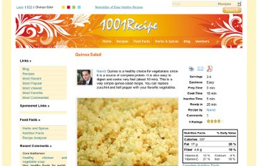 http://www.1001recipe.com/recipes/food/quinoa_salad/