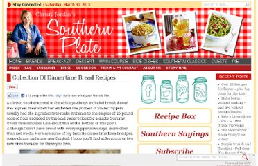 http://www.southernplate.com/2011/03/collection-of-dinnertime-bread-recipes.html