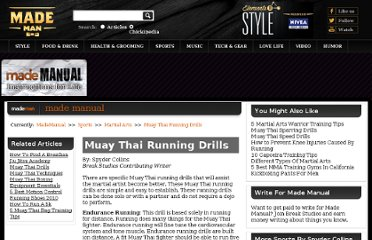 http://www.mademan.com/mm/muay-thai-running-drills.html