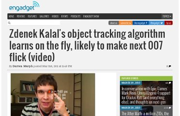 http://www.engadget.com/2011/03/31/zdenek-kalals-object-tracking-algorithm-learns-on-the-fly-like/