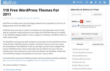 http://slodive.com/freebies/free-wordpress-themes-for-2011/#comments
