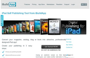 http://ibuildapp.com/ipad_self_publishing/
