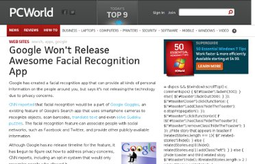 http://www.pcworld.com/article/224007/google_wont_release_awesome_facial_recognition_app.html
