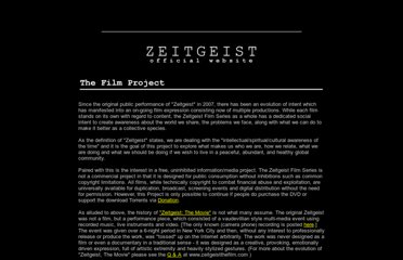 http://www.zeitgeistmovie.com/project.html