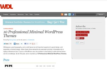 http://webdesignledger.com/resources/10-professional-minimal-wordpress-themes