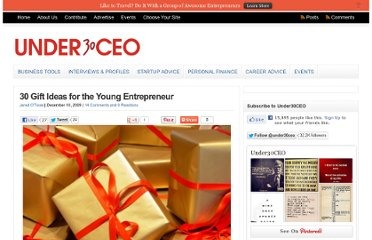 http://under30ceo.com/30-gift-ideas-for-the-young-entrepreneur/