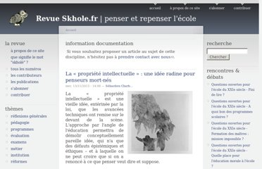 http://skhole.fr/disciplines/information-documentation